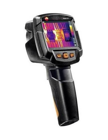 Testo caméra thermique 865