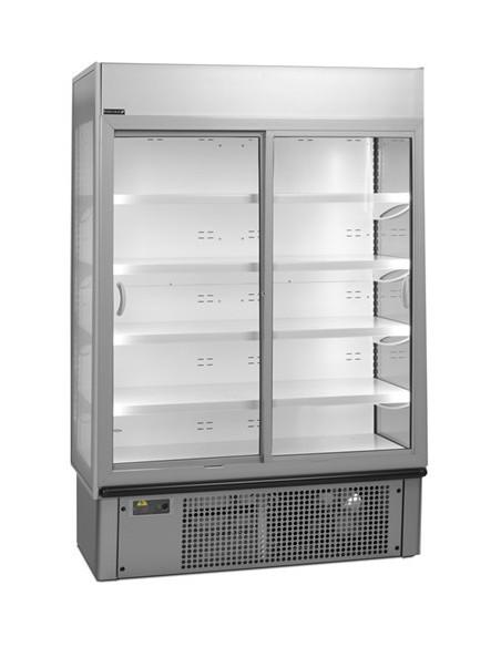 Vitrine réfrigérée avec portes