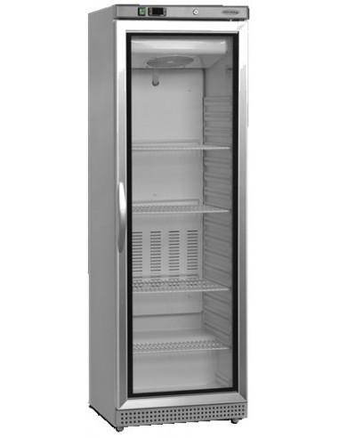 Congélateur armoire inox