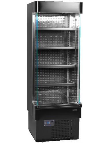 Vitrine réfrigérée 400L Noire