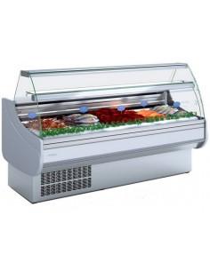 vitrine réfrigérée poisson