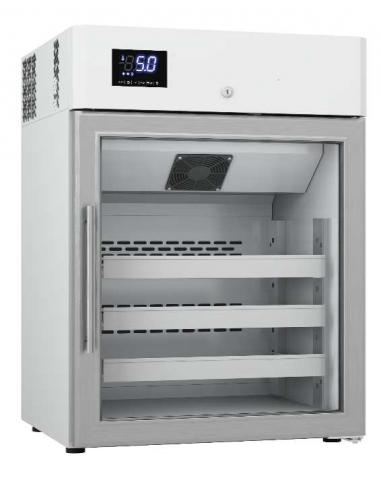 Réfrigérateur médical vitré 130L