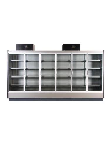Réfrigérateur 6 portes vitrées