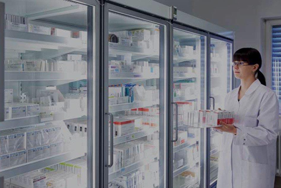 Spécialisé dans la réfrigération médicale, nous proposons des armoires à vaccin pour les laboratoires et pharmaciens. Certain de nos produits  répondent aux normes NFX15*140 et DIN58345. Notre réfrigérateur à médicaments est équipé d'une alarme sonore afin de prévenir en cas  de panne, d'autres frigos officines sont équipés d'un enregistreur de température et sont connectés via internet.